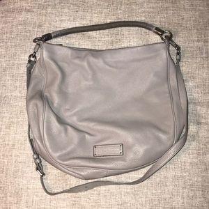 Marc by Marc Jacobs grey shoulder bag